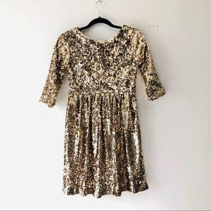 💕Adorable 💕 Girls' Sequins Dress size 16